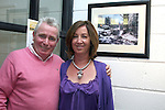 Billy and Ann O'Neill at the Launch of Eric O'Neill's Photography Exhibition, Callans Narrow West Street...Photo NEWSFILE/Jenny Matthews.(Photo credit should read Jenny Matthews/NEWSFILE)....This Picture has been sent you under the condtions enclosed by:.Newsfile Ltd..The Studio,.Millmount Abbey,.Drogheda,.Co Meath..Ireland..Tel: +353(0)41-9871240.Fax: +353(0)41-9871260.GSM: +353(0)86-2500958.email: pictures@newsfile.ie.www.newsfile.ie.FTP: 193.120.102.198.