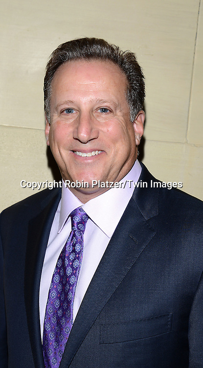 Bruce Beck attends the Library of American Broadcasting Annual Giants of Broadcasting Luncheon on October 16, 2014 at Gotham Hall in New York City. <br /> <br /> photo by Robin Platzer/Twin Images<br />  <br /> phone number 212-935-0770