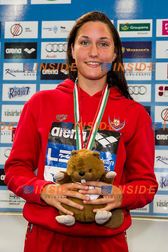 Holub Tamila Hryhorivna POR<br /> 800 Freestyle Women Final Silver Medal<br /> LEN 43rd Arena European Junior Swimming Championships<br /> Hodmezovasarhely, Hungary <br /> Day01 06-07-2016<br /> Photo Andrea Masini/Deepbluemedia/Insidefoto