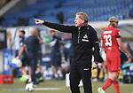 Trainer Markus Gisdol (1.FC Köln) gibt Anweisungen, gestikuliert, mit den Armen<br /> <br /> Foto: POOLFOTO/Avanti/Ralf Poller/PIX-Sportfotos.<br /> TSG 1899 Hoffenheim-1. FC Koeln.<br /> Sinsheim,  GER, 27.05.2020 , 28. Spieltag , Fussball 1. Bundesliga 2019/2020.<br /> <br /> Sport: Fussball: LIGA: Saison 19/20: TSG 1899 Hoffenheim- 1.FC Koeln, 27.05.2020.<br /> Foto: RALF POLLER/AVANTI/POOL<br /> <br /> Nur für journalistische Zwecke! Only for editorial use! <br /> Gemäß den Vorgaben der DFL Deutsche Fußball Liga ist es untersagt, in dem Stadion und/oder vom Spiel angefertigte Fotoaufnahmen in Form von Sequenzbildern und/oder videoähnlichen Fotostrecken zu verwerten bzw. verwerten zu lassen. DFL regulations prohibit any use of photographs as image sequences and/or quasi-video.