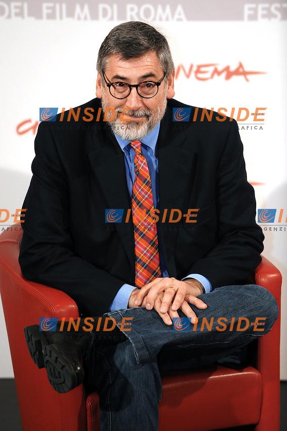 """John LANDIS.Photocall """"Burke & Hare"""".Roma 29/10/2010.Cinema - Festival Internazionale del Film di Roma.Foto Andrea Staccioli Insidefoto"""