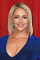 LONDON, UK. June 01, 2019: Ali Bastian arriving for The British Soap Awards 2019 at the Lowry Theatre, Manchester.<br /> Picture: Steve Vas/Featureflash