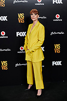 Najwa Nimri attends to Vis a Vis season 4 premiere at Callao City Lights cinema in Madrid, Spain. November 29, 2018. (ALTERPHOTOS/A. Perez Meca) /NortePhoto.com