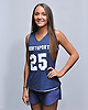 Noelle Peragine of Northport High School poses for a portrait during the Newsday 2015 varsity field hockey season preview photo shoot at company headquarters on Monday, September 14, 2015