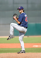 Joseph Mahalic / Cleveland Indians 2008 Instructional League..Photo by:  Bill Mitchell/Four Seam Images