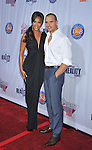 HOLLYWOOD, CA. - October 13: Vivica Fox and Antonio Sabato Jr.  arrive at the 2009 Fox Reality Channel Really Awards at the Music Box at the Fonda Theatre on October 13, 2009 in Hollywood, California.