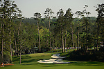 A general view during the third round of the 2014 Masters held in Augusta, GA at Augusta National Golf Club on Saturday, April 12, 2014.