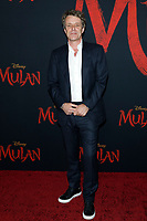 "LOS ANGELES - MAR 9:  Harry Gregson-Williams at the ""Mulan"" Premiere at the Dolby Theater on March 9, 2020 in Los Angeles, CA"