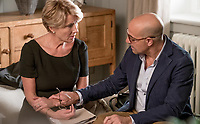 The Children Act (2018)<br /> Emma Thompson, Stanley Tucci<br /> *Filmstill - Editorial Use Only* see Special Instructions.<br /> CAP/PLF<br /> Image supplied by Capital Pictures