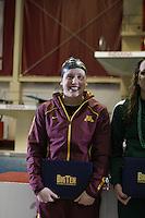 2011 Women's Big Ten Swimming & Diving Fri Finals(Minn)