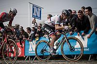 Peter SAGAN (SVN/BORA-Hansgrohe) in the final ascent up the Paterberg<br /> <br /> 103rd Ronde van Vlaanderen 2019<br /> One day race from Antwerp to Oudenaarde (BEL/270km)<br /> <br /> ©kramon