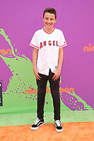 LOS ANGELES, CA July 13- Daan Creyghton, At Nickelodeon Kids' Choice Sports Awards 2017 at The Pauley Pavilion, California on July 13, 2017. Credit: Faye Sadou/MediaPunch