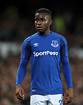 Everton's Ademola Lookman in action during the Europa League Qualifying Play Offs 1st Leg match at Goodison Park Stadium, Liverpool. Picture date: August 17th 2017. Picture credit should read: David Klein/Sportimage