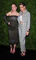 NEW YORK, NY - NOVEMBER 13: Julianne Moore, Kristen Stewart  attends the 2017 Museum of Modern Art Film Benefit Tribute to herself at Museum of Modern Art on November 13, 2017 in New York City. Credit: John Palmer/MediaPunch