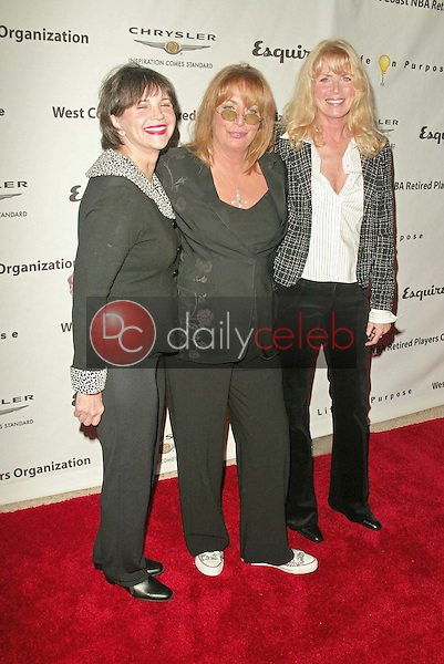 Cindy Williams, Penny Marshall and Marcia Strassman