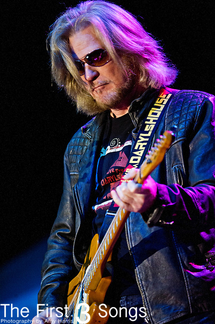 Daryl Hall of Hall & Oates performs during the The Beale Street Music Festival in Memphis, Tennessee.