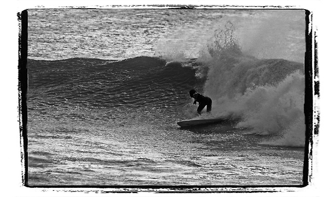 Wave of the Day sequence #11, March 2008, Freshwater Bay, Isle of Wight