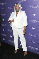 NEW YORK, NY - JUNE 22: Alex Newell attend  Logo's 2017 Trailblazer Honors Awards show at Cathedral of St. John the Divine on June 22, 2017 in New York City. Photo by John Palmer/MediaPunch