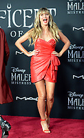 "LOS ANGELES, USA. September 30, 2019: Heidi Klum at the world premiere of ""Maleficent: Mistress of Evil"" at the El Capitan Theatre.<br /> Picture: Jessica Sherman/Featureflash"
