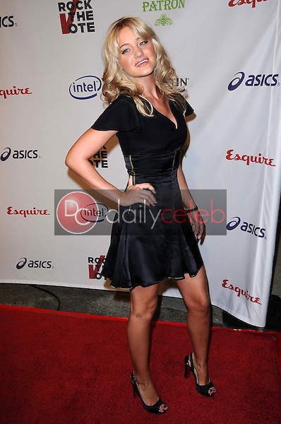 Amanda Michalka<br />at 'Rock The Vote'. Esquire House, Hollywood, CA. 09-25-08<br />Dave Edwards/DailyCeleb.com 818-249-4998