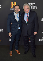 03 January 2019 - Los Angeles, California - David O'Leary, Michael Harney. &quot;Project Blue Book&quot; History Scripted Series Los Angeles Premiere held at Simon House.          <br /> CAP/ADM<br /> &copy;ADM/Capital Pictures