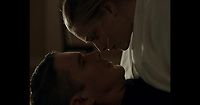 First Reformed (2017) <br /> Ethan Hawke and Amanda Seyfried<br /> *Filmstill - Editorial Use Only*<br /> CAP/MFS<br /> Image supplied by Capital Pictures
