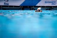 HOEVERTSZ Kyra ARU during the training session<br /> Synchronised swimming , Synchro<br /> 12/07/2017 <br /> XVII FINA World Championships Aquatics<br /> City Park - Varosliget Lake<br /> Budapest Hungary July 14th - 30th 2017 <br /> Photo @ Giorgio Perottino/Deepbluemedia/Insidefoto
