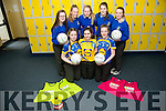 Castlesland Community College winners of the Lidl Store kit Them Out Competition front l-r  Shauna Ahern, Maeve Young and Danielle Reidy. Back l-r  Laura Fleming, Aishling O'Connell, Sarah O'Sullivan, Siobhan Collins and Saoirse Murphy