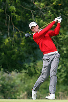 Jason Shufflebottom (Wales) on the Final Day of the International European Amateur Championship 2012 at Carton House, 11/8/12...(Photo credit should read Jenny Matthews/Golffile)...