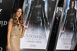 "KATE BECKINSALE. World Premiere of Screen Gems and Lakeshore Entertainment's ""Underworld Awakening"" at Grauman's Chinese Theatre. Hollywood, CA USA. January 19, 2012.©CelphImage"