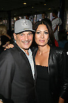 Stylist Phillip Bloch and Designer Catherine Malandrino at Catherine Malandrino Spring Summer 2014 Presentation (Les Voiles De Saint Tropez) Held at Mercedes Benz Fashion Week NY