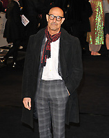 Stanley Tucci at the &quot;The White Crow&quot; UK film premiere, Curzon Mayfair, Curzon Street, London, England, UK, on Tuesday 12th March 2019.<br /> CAP/CAN<br /> &copy;CAN/Capital Pictures