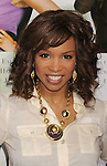 """HOLLYWOOD, CA - FEBRUARY 09: Elise Neal arrives at the """"Think Like A Man"""" Los Angeles Premiere at the ArcLight Cinemas Cinerama Dome on February 9, 2012 in Hollywood, California."""