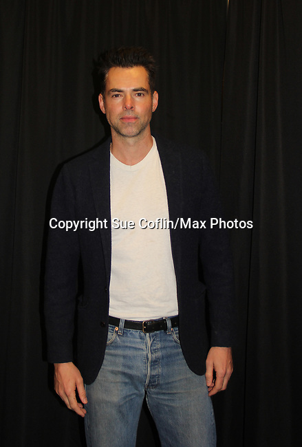 The Young and The Restless actor Jason Thompson came together on February 16, 2019 for a fan q & a, meet and great with autographs and photo taking hosted by Soap Opera Festival's Joyce Becker at the Hollywood Casino in Columbus, Ohio. (Photos by Sue Coflin/Max Photos)