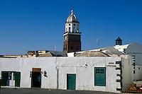 Spanien, Kanarische Inseln, Lanzarote, San Miguel in Teguise