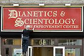 Dianetics and Scientology Life Improvement Centre, Tottenham Court Road, London