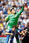 Valencia CF's Diego Alves during La Liga match. September 25,2016. (ALTERPHOTOS/Acero)