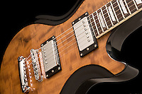 Custom built guitars by Peter Occinerri