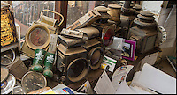 BNPS.co.uk (01202 558833)<br /> Pic: PhilYeomans/BNPS<br /> <br /> Plenty of spares in Neil's 'showroom'<br /> <br /> Garage that time forgot...<br /> <br /> Business is booming at Neil Tuckets time warp garage in the heart of Buckinghamshire - Where you can by any car&hellip;as long as its a Model T Ford.<br /> <br /> Despite his newest models being nearly 90 years old, Neil struggles to keep up with demand with customers snapping up one a week, despite their rudimentary levels of comfort and trim.<br /> <br /> Neil sources his spares from all over the globe and carefully puts the machines back together again.<br /> <br /> 'There like a giant meccano set really, and so beautifully simple and reliable they just won't let you down...You also don't require road tax or and MOT!'