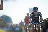 Lars Van der Haar (NLD/Giant-Alpecin)<br /> <br /> elite men's race<br /> Koppenbergcross 2015