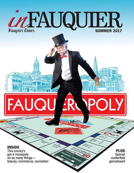 Rich Uncle Pennybags photo for Monopoly cover