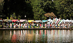 Festival In The Park, held in Freedom Park in Charlotte NC