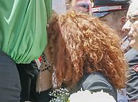 Funerali carabiniere cerciello