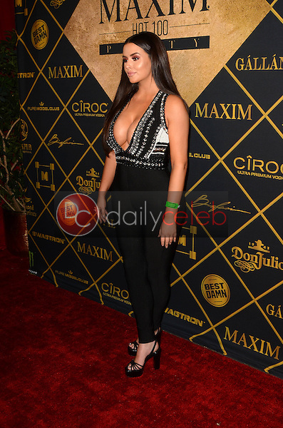 Abigail Ratchford<br /> at the 2016 Maxim Hot 100 Party, Hollywood Palladium, Hollywood, CA 07-30-16<br /> David Edwards/DailyCeleb.com 818-249-4998