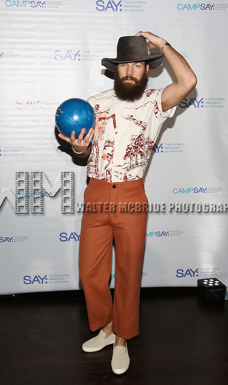 Jaron Lowenstein attends the 5th Annual Paul Rudd All-Star Bowling Benefit for (SAY) at Lucky Strike Lanes on February 13, 2017 in New York City.