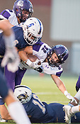 Fayetteville at Bentonville West football 9/29/2017