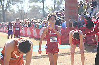 The University of Arkansas men's and women's cross country teams competed in the NCAA South Central Regional meet Friday, November 15, 2019 at the Agri Park course in Fayetteville. <br /> <br /> NWA Democrat-Gazette/DAVID GOTTSCHALK