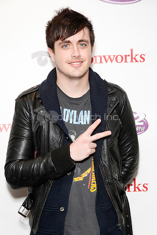 BALA CYNWYD, PA - FEBRUARY 12 :  Parachute visits Q 102 iHeart Radio Performance Theater in Bala Cynwyd, Pa on February 12, 2013  © Star Shooter / MediaPunch Inc