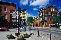 Main Strasse Village, Covington, Kentucky