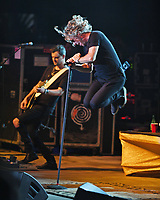 POMPANO BEACH FL - NOVEMBER 12: Collective Soul performs at The Pompano Beach Amphitheater on November 12, 2017 in Pompano Beach, Florida. Credit: mpi04/MediaPunch